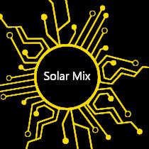 SolarMix Vector (NO BKGND)-djclick